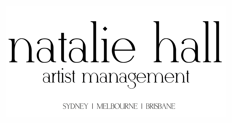 Natalie Hall artist management